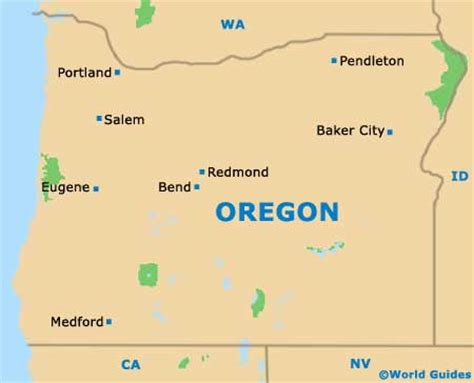 portland oregon on the usa map portland oregon map usa map