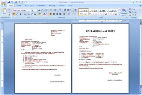 format mengirim surat lamaran kerja lewat email contoh surat lamaran kerja dan cv terbaru naranua