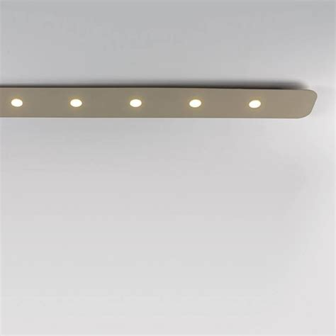 plafoniera led da soffitto biscotto plafoniera a led da soffitto l 100 design moderno