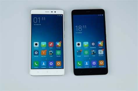 Xiaomi Redmi 3 xiaomi redmi note 3 pro testbericht chinahandys net