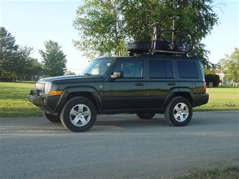 Jeep Commander 4 Inch Lift Kit Another Fdufour226 2007 Jeep Commander Post 6242260 By