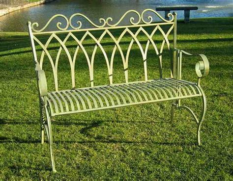 small garden benches wrought iron small garden benches wrought iron benches