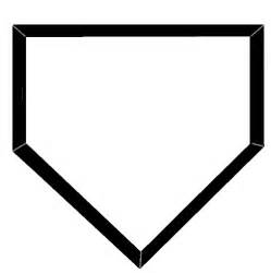home plate home plate clipart
