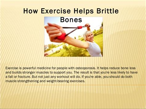 exercises to boost bone health presentation