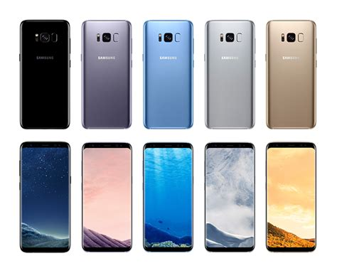 Samsung S8 Global Samsung Unpack Galaxy S8 In Global Reveal Channelnews