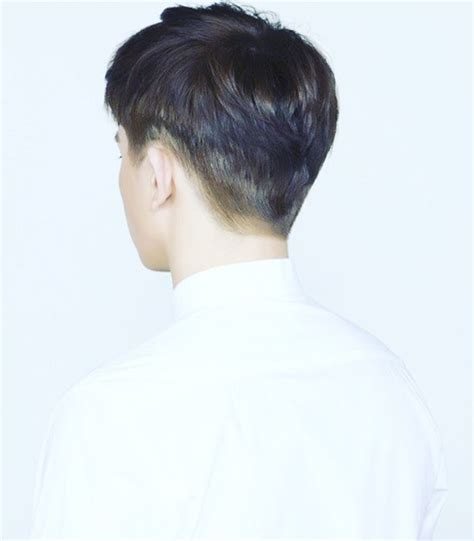 two block cut hairstyle hair mori korean salon two block cut hairstyle