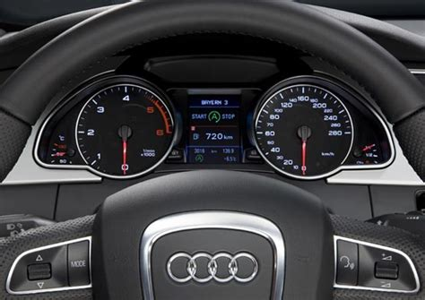 audi start stop technology launched in europe on a3 a4 a5