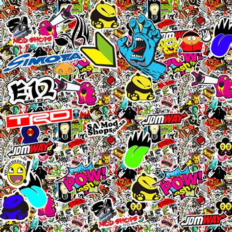 Sticker Water Decal Kode 1597 sticker bomb wallpaper hd wallpapersafari