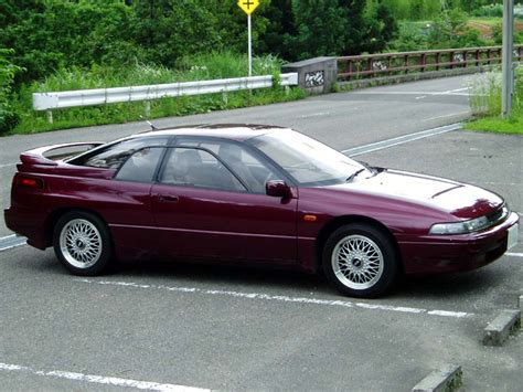 subaru svx workshop owners manual free download