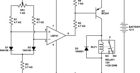 linear integrated circuits based mini projects linear integrated circuits mini projects using ic 741 28 images how to build small simple