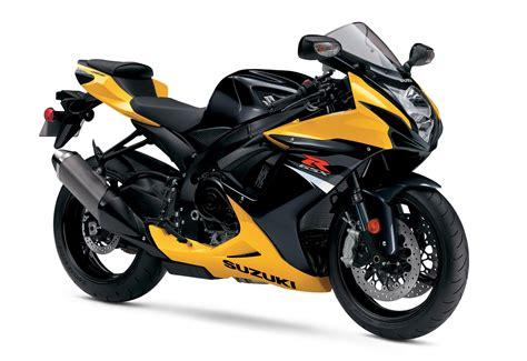 Motorcycle Suzuki 600 2017 Suzuki Gsx R600 Review