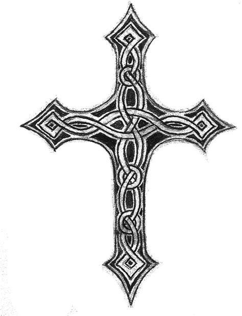 celtic cross by flockie on deviantart