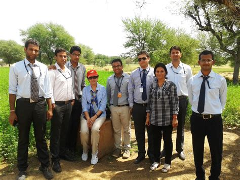 Mba Agribusiness by Mba Agribusiness Students Taken To Dairy Farm Unit
