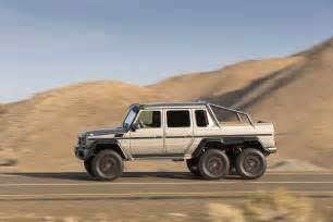 Mercedes G 6x6 Version Of Mercedes G63 Amg 6x6 Extravaganzi
