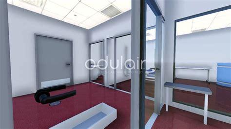 isolation room isolation room