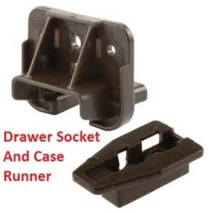 Dresser Drawer Repair Parts by Drawer Track Guide And Glide 1 Set Dresser Drawer