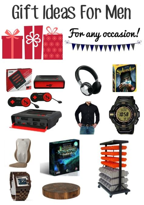 holiday gift guide for men emily reviews