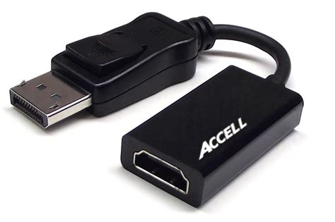 Av Activist Definition Mod Only accell b086b 003b 2 ultraav displayport 1 1 to hdmi 1 4 active adapter amd