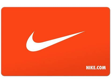 Niketown Gift Card - nike 50 gift card digital delivery newegg com