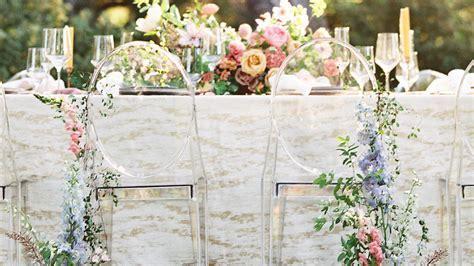 40 Pretty Ways to Decorate Your Wedding Chairs   Martha