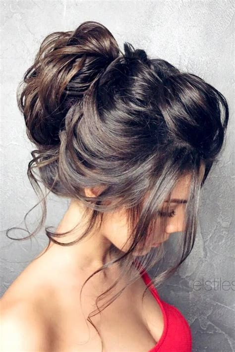 ideas hairstyle for party formidable hairstyles long hair at home nouvelle tendance coiffures pour femme 2017 2018 les