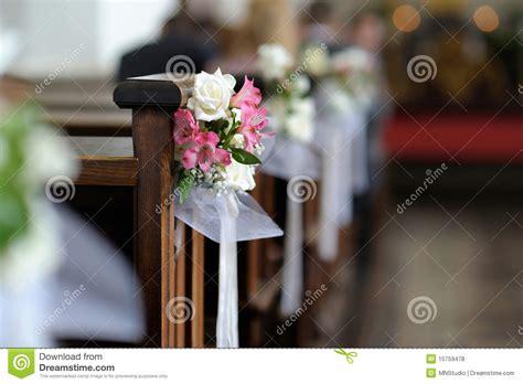 Beautiful Flower Decoration by Beautiful Flower Wedding Decoration Royalty Free Stock