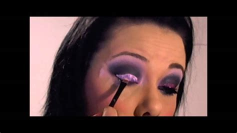 Eyeshadow Glam Glitz glitz and glam eye shadow tutorial