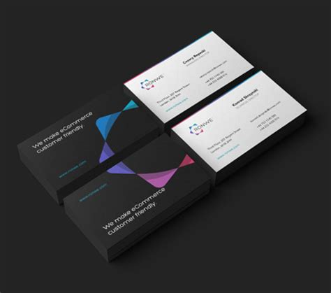 business card branding template branding visual identity and stationery designs design