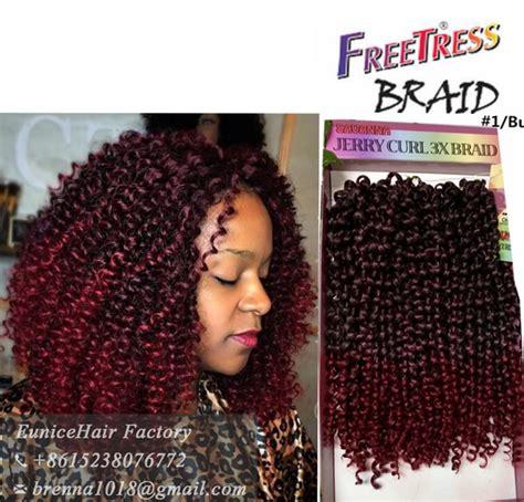 10inch deep wave synthetic braided style 10inch freetress water wave synthetic braiding hair deep wave twist crochet braids