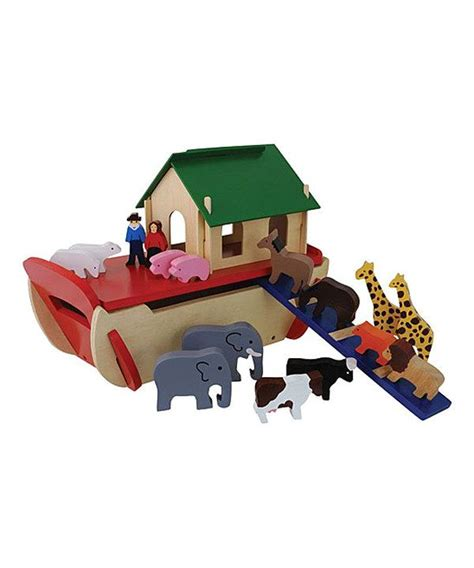 Wina Set 3 take a look at this noah s ark play set on zulily today on sale presently plays