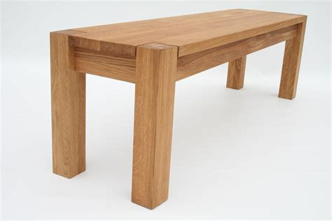 solid oak bench oak dining and kitchen oak benches