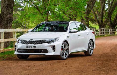 2016 Kia Gt 2016 Kia Optima On Sale In Australia From 34 490 Gt