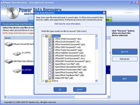 free full version undelete software minitool power data recovery free download full version