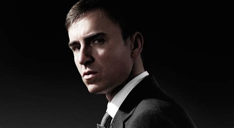 raf simons raf simons honored by cfda lvmh