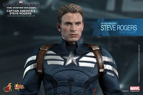 Steve Roger Suit captain america the winter soldier 1 6 captain america stealth s t r i k e suit steve