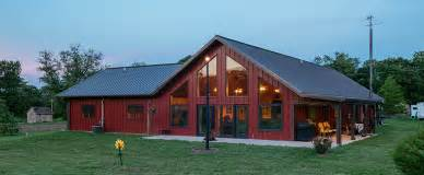 pole barn house prices finished home cabin morton buildings