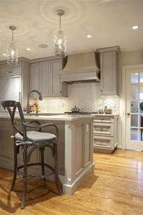 Gray Backsplash Kitchen by 35 Beautiful Kitchen Backsplash Ideas Hative