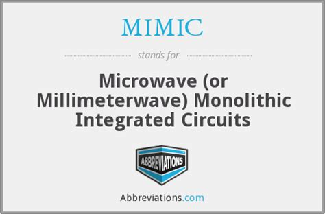 what is microwave integrated circuits what is monolithic integrated circuit definition 28 images 0m8839ps k9g216 digital