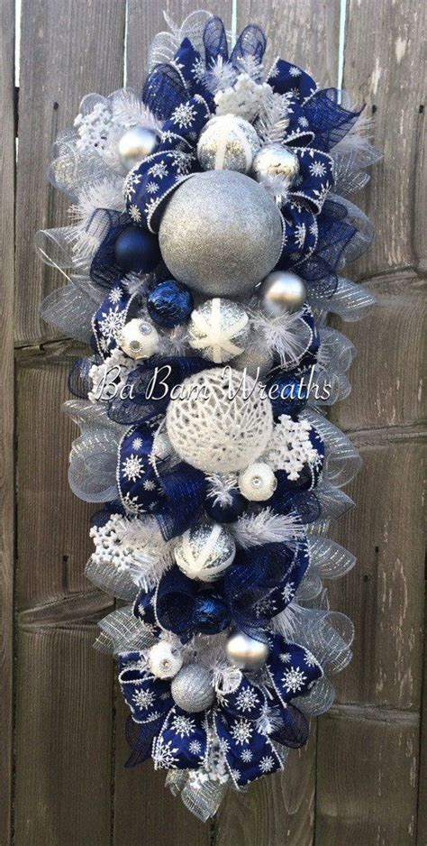 25 unique christmas home decorating ideas on pinterest royal blue christmas ornaments 25 unique blue christmas