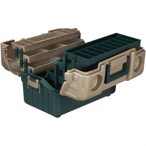 Hip Roof Box Plano 174 Magnum Hip Roof 6 Tray Tackle Box Academy