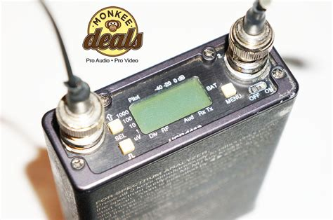 Lectrosonics Ucr411a Wireless Receiver lectrosonics ucr411a digital hybrid wireless microphone