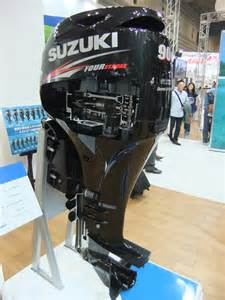 Suzuki Marine File Suzuki Marine Engine Df90at Outboard Motor Jpg
