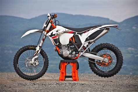 Ktm 250 Exc F Review 2013 Ktm 250 Exc F Six Days Picture 492787 Motorcycle