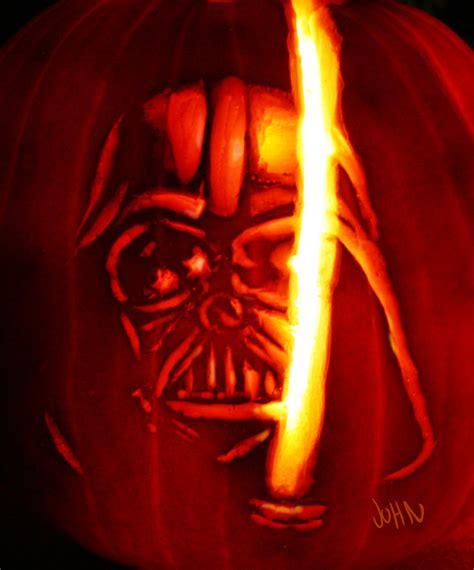 pin darth vader pumpkin stencil star wars stencils