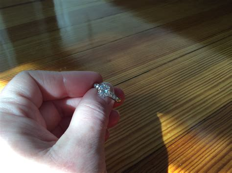 wedding rings resetting engagement ring after divorce