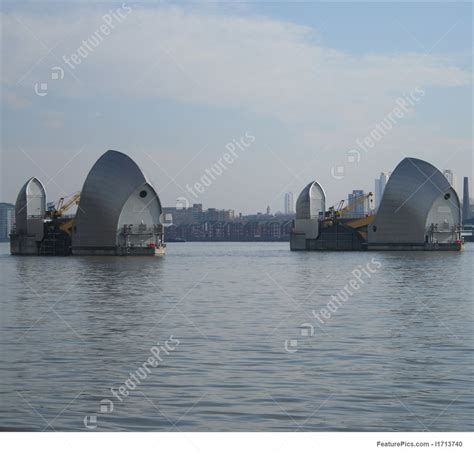 thames barrier extension thames barrier london stock image i1713740 at featurepics