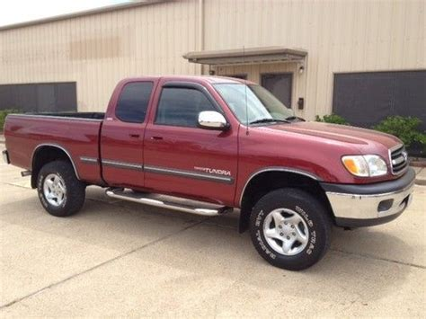 Toyota Tundra Supercharger Mpg Sell Used 2001 Toyota Tundra Access Cab Trd Supercharged