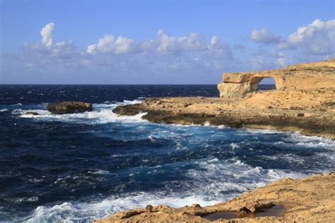 azure window collapsed malta s iconic azure window collapses into the sea