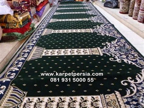 Karpet Panjang Rug Panjang Karpet Second Import harga termurah karpet sajadah masjid import turkey