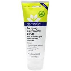 Derma E Daily Detox Scrub by Exfoliators And Scrubs Evitamins